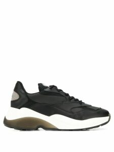 Axel Arigato tri-sole chunky sneakers - Black