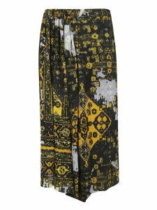 Ys Printed Trousers