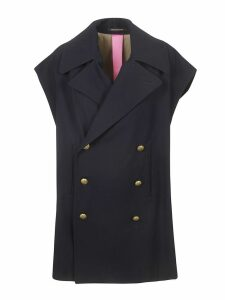 Ys Double-breasted Gilet
