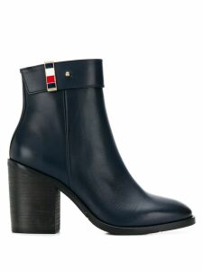 Tommy Hilfiger ankle length boots - Blue