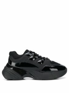 Pinko Shoes To Rock sneakers - Black