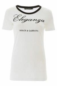 Dolce & Gabbana Eleganza T-shirt