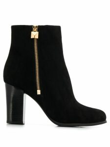 Michael Michael Kors high heel ankle boots - Black