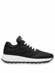 Prada Nylon Sneakers - Black