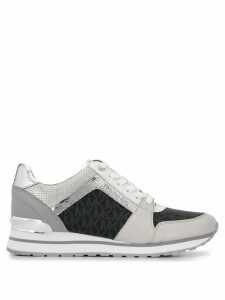 Michael Michael Kors lace-front trainers - Grey