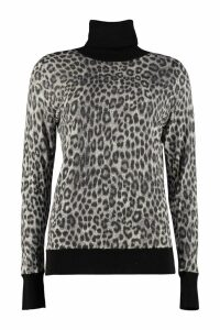 MICHAEL Michael Kors Long-sleeve Turtleneck