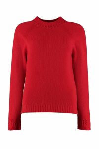A.P.C. Janet Long-sleeved Crew-neck Sweater