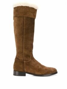 Dolce & Gabbana Rodeo boots - Brown