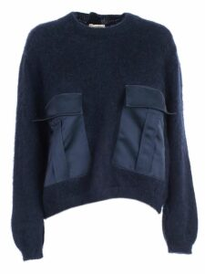 SEMICOUTURE Sweater Isa Mohair Wool