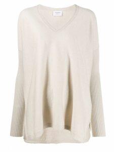 Snobby Sheep Lurex V Neck Sweater