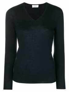 Snobby Sheep Slim V Neck Sweater