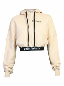Palm Angels Branded Sweatshirt
