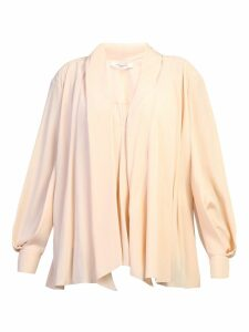 Givenchy Draped Blouse
