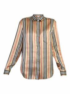 Burberry Oversized Shirt