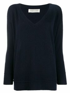 Lamberto Losani V Neck Sweater