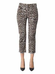 MICHAEL Michael Kors Cotton Trousers