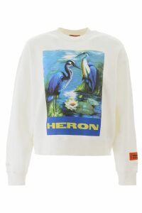 HERON PRESTON Printed Sweatshirt