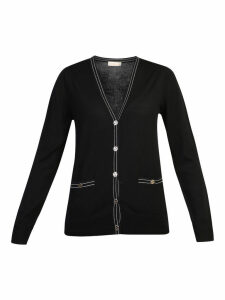 Tory Burch Branded Cardigan