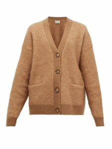 Acne Studios - Rives Buttoned Cardigan - Womens - Camel