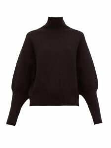Acne Studios - Kelenor Balloon-sleeve Sweater - Womens - Black