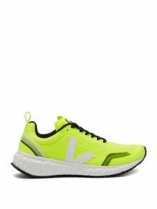 Veja - Condor Alveomesh Running Trainers - Womens - Yellow