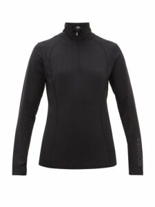 Bogner - Madita Jersey Half Zip Top - Womens - Black
