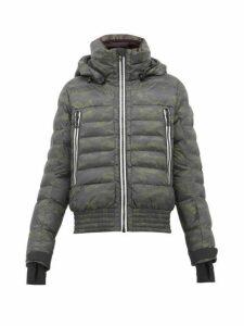 Toni Sailer - Muriel Padded Ski Jacket - Womens - Camouflage