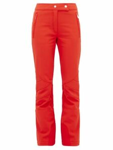 Toni Sailer - Sestriere Flared Ski Trousers - Womens - Red