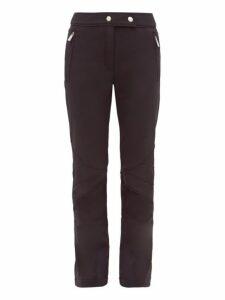 Toni Sailer - Sestriere Flared Technical Ski Trousers - Womens - Black