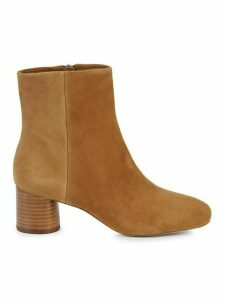Tillie Suede Booties