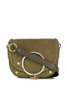 See by Chloé Mara crossbody bag - Green