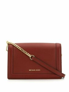 Michael Michael Kors Jet Set Medium crossbody bag - Red