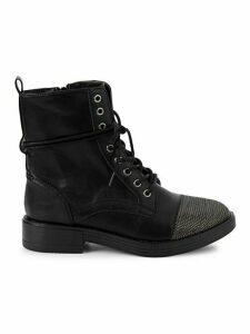 Xander Combat Boots