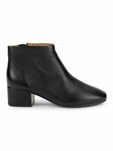 Ella Leather Booties