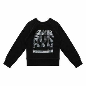 Dsquared2 Run Dan Sweatop