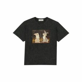 Rochambeau Thumper Tee - Anthracite