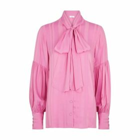 Hofmann Issa Pink Striped Blouse