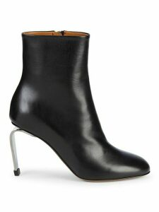Maria Leather Booties