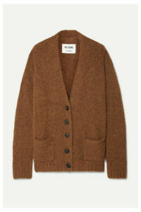 RE/DONE - 90s Oversized Knitted Cardigan - Light brown