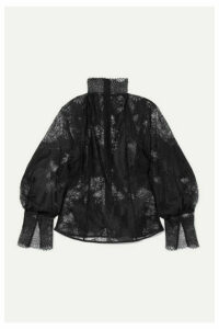 Beaufille - Levine Lace Blouse - Black