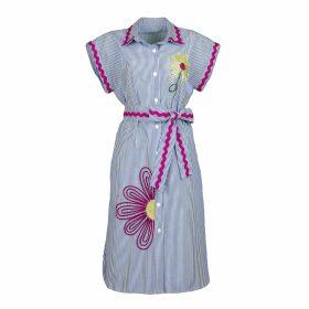 Genevie - Reina Silk Kimono