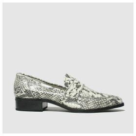 Schuh Natural Narrative Flat Shoes