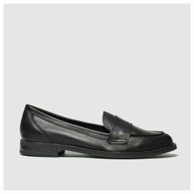 Schuh Black Chronicle Flat Shoes
