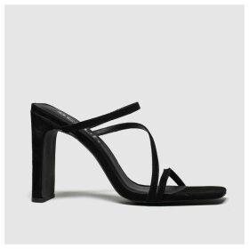 Schuh Black Newsflash High Heels
