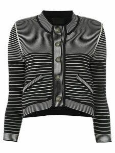 Andrea Bogosian Phill striped knit cardigan - Multicolour