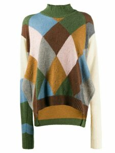 Preen By Thornton Bregazzi Ingrid sweater - Green
