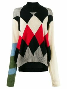 Preen By Thornton Bregazzi Ingrid sweater - Red