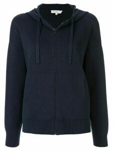 Vince zip-up hoodie - Blue