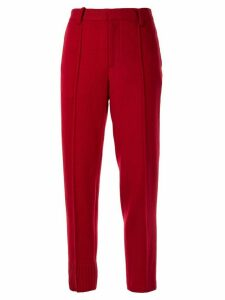 Undercover tailored fit trousers