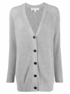 Michael Michael Kors V-neck cardigan - Grey